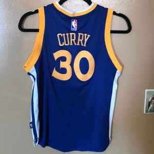 Golden state Stephen curry swingman Jersey M +2